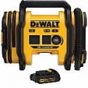 Deals List: DEWALT 20-Volt MAX Cordless Inflator with 1.5Ah Battery Included (Model # DCC020IBP)