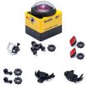 Deals List: Kodak PIXPRO SP360 360 Degree VR Action Camera w/Explorer Pack