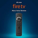 Deals List: All-new Alexa Voice Remote with power and volume controls – requires compatible Fire TV device