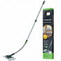 Deals List: STAINMASTER Sweep & Mop Floor Cleaning Tool with Reusable Microfiber Refill Pad Product description