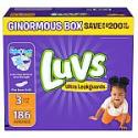 Deals List: Luvs Ultra Leakguards Diapers (Various Size)