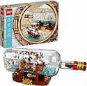 Deals List: LEGO Ideas Ship in a Bottle 21313 Expert Building Kit Model Ship, Collectible Display Set and Toy for Adults (962 Pieces)
