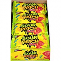 Deals List: Sour Patch Kids Sweet and Sour Gummy Candy (Original, 2 Ounce Bag, Pack of 24)