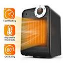 Deals List: Trustech 1603R Portable Ceramic Space Heater 1500W
