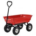 Deals List: Muscle Rack 4 cu. ft. 20 in. W Plastic Garden Dump Cart