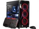 Deals List: ABS Gem Gaming Desktop PC NVIDIA GeForce GTX 1080 8 GB Intel Core i7-8700K (3.70 GHz) 6-Core 16 GB DDR4 240 GB SSD 2 TB HDD Windows 10 Home 64-Bit ALI254
