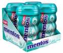 Deals List: Mentos Pure Fresh Sugar-Free Chewing Gum with Xylitol, Wintergreen, 50 Piece Bottle (Pack of 4)