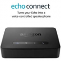 Deals List: Amazon Echo Connect Black – Requires Compatible Alexa-enabled Device and Home Phone Service, refurb