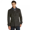Deals List: Jos. A. Bank 1905 Collection Tailored Fit Plaid Peacoat