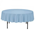Deals List: Remedios 70-inch Round Polyester Tablecloth Table Cover