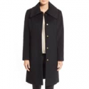 Deals List: Cole Haan Signature Single Breasted Wool Blend Coat