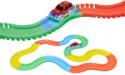 Deals List: Galaxy Flex-Track Glow-in-the-Dark Race Car Track Set 220-pc