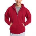 Deals List: Hanes Mens Ecosmart Fleece Zip Pullover Hoodie with Front Pocket