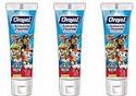 Deals List: 3X Orajel PAW Patrol Fluoride Toothpaste - 4.2oz + $5 GC