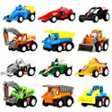 Deals List: 12 Pack Yeonha Toys Pull Back Vehicles
