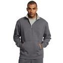 Deals List: Champion Fleece Powerblend Quarter-Zip Mens Pullover