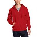 Deals List: Hanes Mens Full-Zip EcoSmart Fleece Hoodie