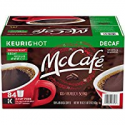 Deals List: McCafe Premium Roast Decaf Coffee, K-CUP PODS, 84 Count