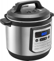 Deals List: Insignia™ - 8-Quart Multi-Function Pressure Cooker - Stainless Steel, NS-MC80SS9