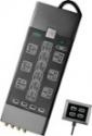 Deals List: Rocketfish™ - 12-Outlet/8-USB Surge Protector Strip - Black
