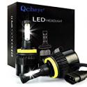 Deals List: Qcheye H11 LED Headlight Bulbs Conversion Kit