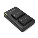 Deals List: RAVPower NP-FW50 Camera Battery Charger Set