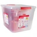 Deals List: Rubbermaid 62-Piece TakeAlongs Food Storage Set