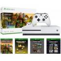 Deals List: Microsoft Xbox One S 1TB Minecraft Creators Bundle