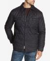 Deals List: Weatherproof Vintage Men's Quilted Jacket (black)