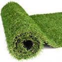 Deals List: RoundLove Artificial Turf Lawn Fake Grass Indoor Outdoor Landscape Pet Dog Area (40X40in)