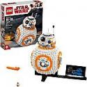 Deals List: LEGO Star Wars VIII BB-8 75187 Building Kit (1106 Piece)