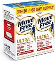 Deals List: Move Free Glucosamine and Chondroitin Joint Health Supplement Tablets, 200 Count
