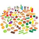 Deals List: KidKraft Tasty Treats Play Food Set (115 Pieces)