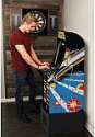 Deals List: Arcade1Up - Deluxe Edition 12-in-1 Arcade Cabinet with Riser