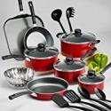 Deals List:  Tramontina PrimaWare 18-Piece Nonstick Cookware Set