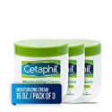 Deals List: Cetaphil Moisturizing Cream for Very Dry/Sensitive Skin, Fragrance Free, 16 Ounce, 3 Count