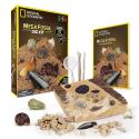 Deals List: National Geographic Mega Fossil Mine Dig Kit