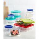 Deals List: Pyrex 22 Piece Food Storage Container Set