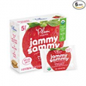Deals List: Plum Organics Jammy Sammy, Organic Kids Snack Bar, Peanut Butter & Strawberry, 5.1 oz, 5 bars (Pack of 6)