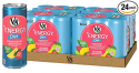 Deals List: V8 +Energy, Juice Drink with Green Tea, Diet Strawberry Lemonade, 8 oz. Can (4 Packs of 6, Total of 24)