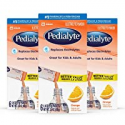 Deals List: Pedialyte Electrolyte Powder, Orange, Electrolyte Hydration Drink, 0.6 oz Powder Packs, 18 Count