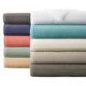 Deals List: JCPenney Home Quick Dri Textured Solid Bath Towels