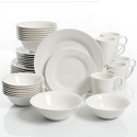 Deals List: JCPenney Home Collection 40-pc. Dinnerware Set