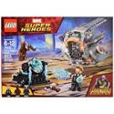 Deals List: LEGO Marvel Avengers Infinity War Weapon Quest Building Kit
