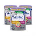 Deals List: 3 Count Similac Pro-Total Comfort Infant Formula 36 oz Non-GMO