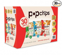 Deals List: Popchips Potato Chips, Variety Pack, 30 Count (Single Serve 0.8 oz Bags), 3 Flavors: Salted, BBQ, Sour Cream & Onion, Gluten Free, Low Fat