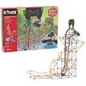 Deals List: K'NEX Thrill Rides Panther Attack Roller Coaster Building Set 690 Pieces