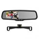 Deals List: AUTO-VOX T2 Backup Camera Kit LCD Rear View Mirror Monitor