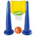 Deals List: Big Play Sports Jumbo Inflatable Pool Basketball Hoop Set