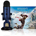 Deals List: Blue Microphones Midnight Blue Yeti w/Assassins Creed Odyssey